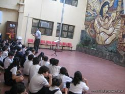 Visita de la Escuela Misericordia 55