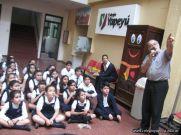 Visita de la Escuela Misericordia 64