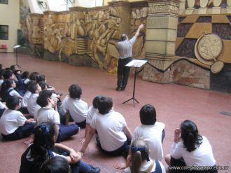 Visita de la Escuela Misericordia 75