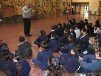 Visita de la Escuela Misericordia 97
