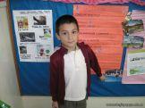 1er grado preparandose para la Expo 13