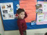 1er grado preparandose para la Expo 5