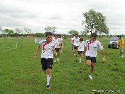 Primer partido de la Copa Coca Cola 2011 10