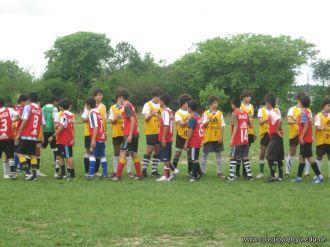 Primer partido de la Copa Coca Cola 2011 20