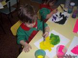 Salas de 3 pintando 27