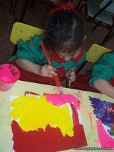 Salas de 3 pintando 35