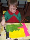 Salas de 3 pintando 41
