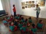 Salas de 3 visitaron la Muestra Karai Octubre 14
