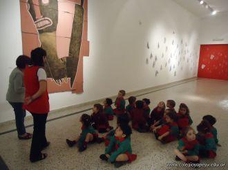 Salas de 3 visitaron la Muestra Karai Octubre 20