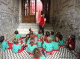 Salas de 3 visitaron la Muestra Karai Octubre 4