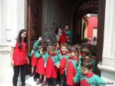 Salas de 3 visitaron la Muestra Karai Octubre 69