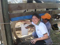 Visita a la Granja La Ilusion 2011 98