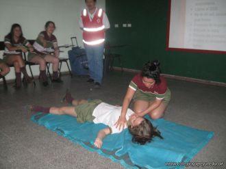 2da Clase de Primeros Auxilios 1