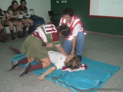 2da Clase de Primeros Auxilios 10
