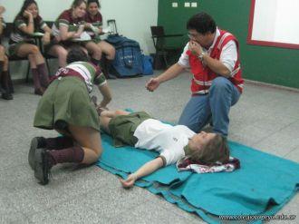 2da Clase de Primeros Auxilios 9