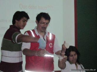 3ra Clase de Primeros Auxilios 16