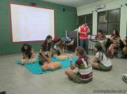 3ra Clase de Primeros Auxilios 34