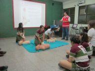 3ra Clase de Primeros Auxilios 38