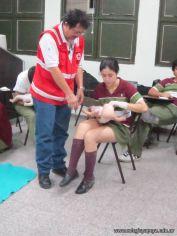 3ra Clase de Primeros Auxilios 62