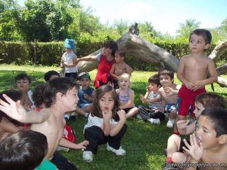 Salas de 3 en el Campo Deportivo 84
