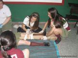 Ultima Clase de Primeros Auxilios 2011 36
