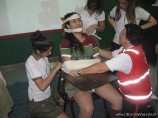 Ultima Clase de Primeros Auxilios 2011 74