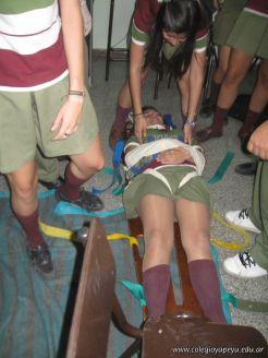 Ultima Clase de Primeros Auxilios 2011 77