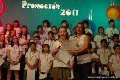 Acto de Colacion de Primaria 2011 199
