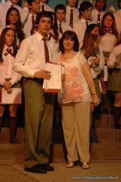 Acto de Colacion de la Educacion Secundaria 2011 235
