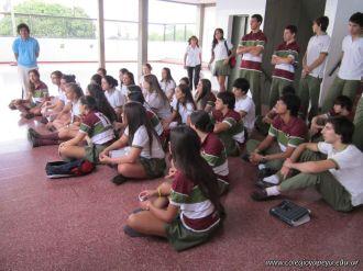 Los Morales Cuye despiden a nuestra Promocion 2011 1