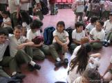 Los de 5to despiden a 6to grado 3