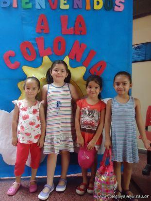 Primer Dia de la Colonia de Vacaciones en Dic 2011 5