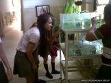 Visita al Centro de Parasitologia 1