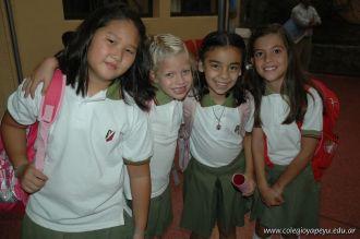 Primer Dia de Clases de la Primaria 2012 23