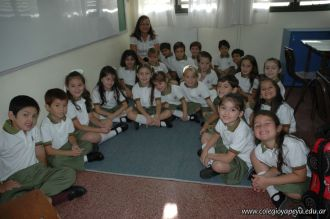 Primer Dia de Clases de la Primaria 2012 76