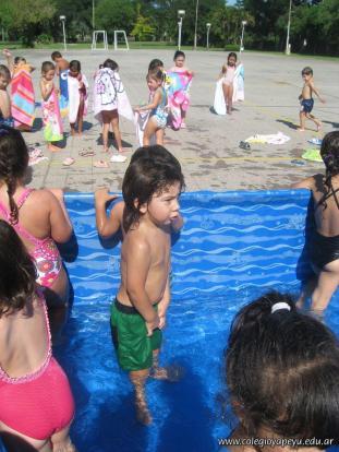 Primeros Dias en la Colonia de Vacaciones 2012 28