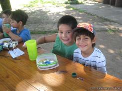 Primeros Dias en la Colonia de Vacaciones 2012 45