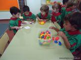 Primer semana de clases en el Jardin 120