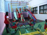 Primer semana de clases en el Jardin 131