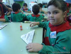 Primer semana de clases en el Jardin 145