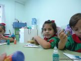 Primer semana de clases en el Jardin 153