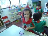 Primer semana de clases en el Jardin 165