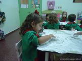 Primer semana de clases en el Jardin 209