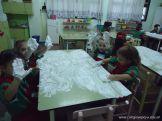 Primer semana de clases en el Jardin 214