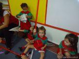 Primer semana de clases en el Jardin 232