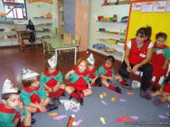 Primer semana de clases en el Jardin 234