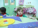 Primer semana de clases en el Jardin 3