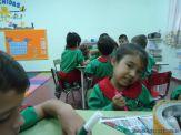 Primer semana de clases en el Jardin 33