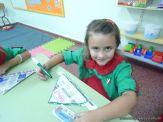 Primer semana de clases en el Jardin 43