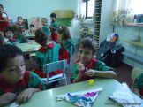 Primer semana de clases en el Jardin 69